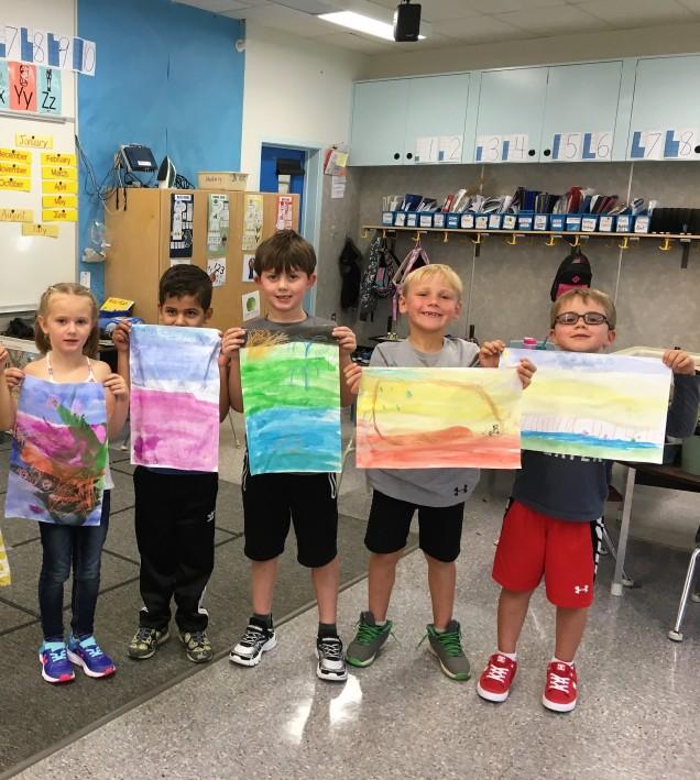Grade 1-2 Art