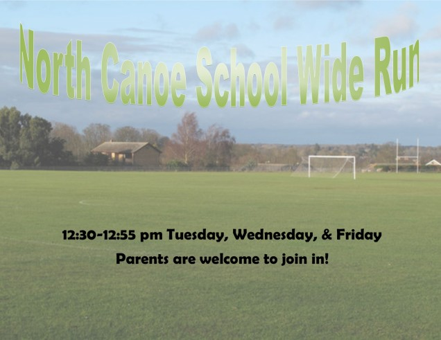 School Wide Run Poster for Website